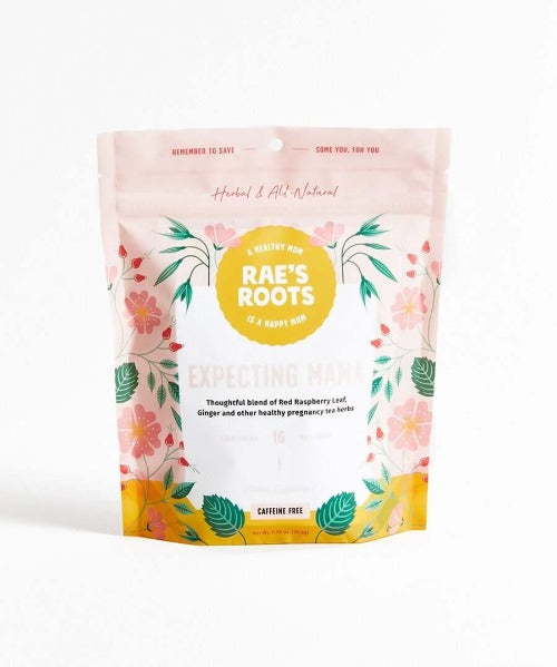Expecting Mama Tea - Rae's Roots - Bon Vivant Gift Boxes