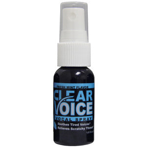 Clear Voice Fresh Mint