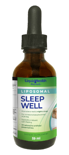 Liposomal Sleep Well 2oz.