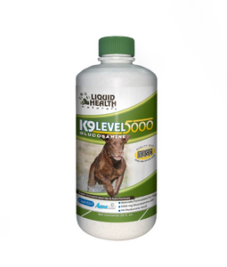 K9 Level 5000 Concentrated Glucosamine 32oz.