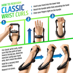 Hand Wrist And Forearm Exerciser