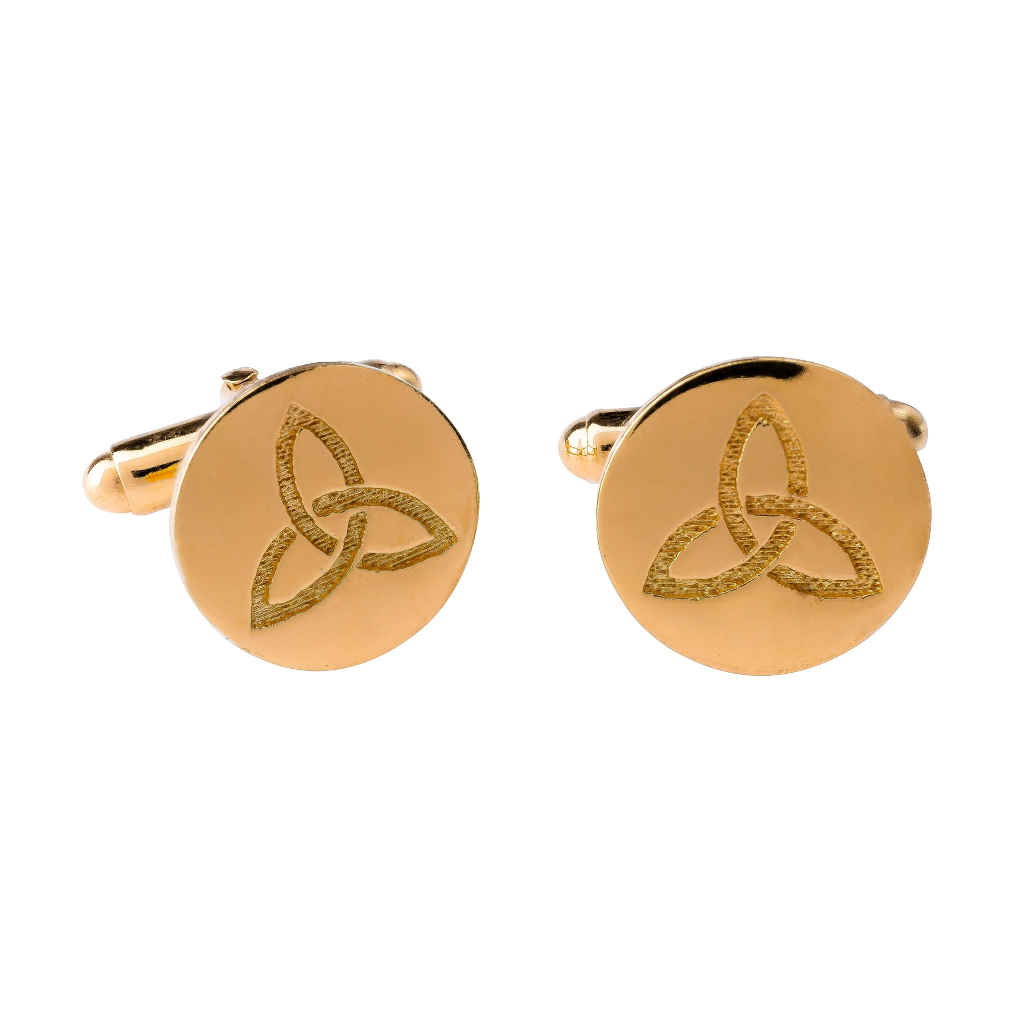Eternity Gold Cufflinks by Liwu