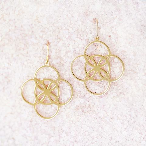 serenity collection serenity earrings liwu jewellery