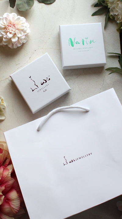 liwu jewellery packaging boxes and bag