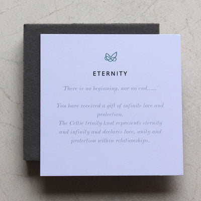 eternity meaning explaining the celtic knot symbol
