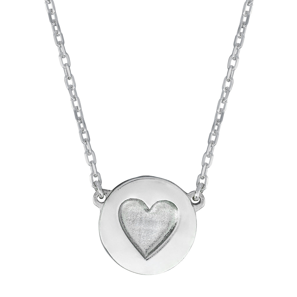 Kids Heart Necklace