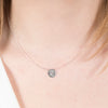 LOVE SILVER NECKLACE