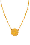 ETERNITY GOLD CELTIC NECKLACE (Symbolising Eternal Love and Protection)