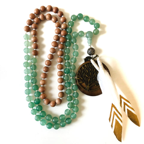 Mala & Gemstone Necklaces