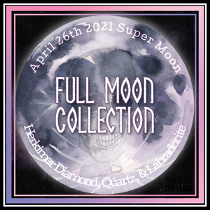 April Super Full Moon Collection