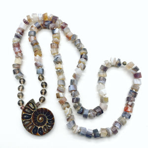 Cleansing Waves Mala