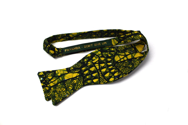 unique bow ties from Africa