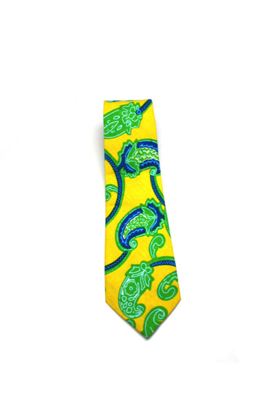 Neck Tie - African Pattern - Easter Celebration