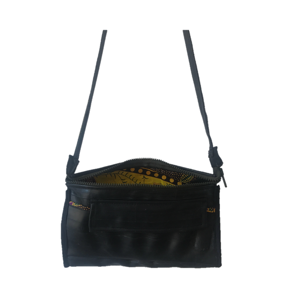 Lady Shoulder Bag - Purple Sunflower (Politiken Plus co-creation)