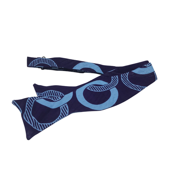 Self-tie bow tie - Olympic Oes