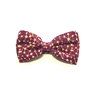 Self-Tied Bow Ties - Galaxy Safari