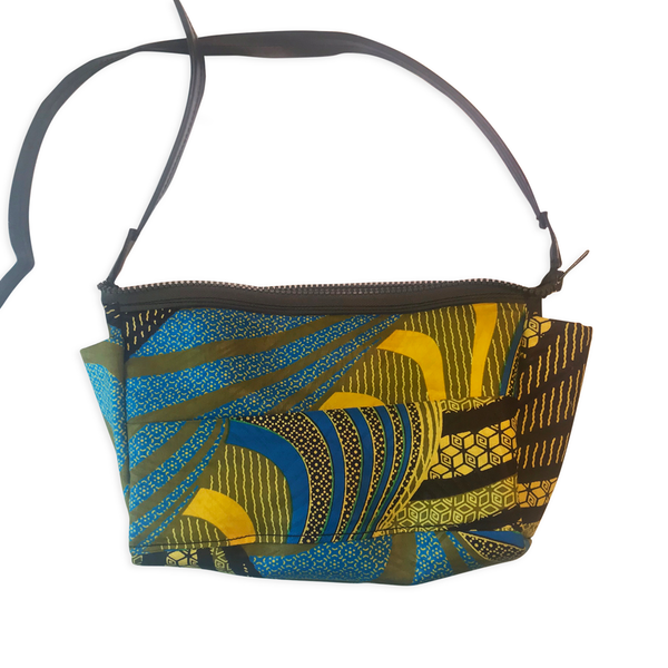 Lady Shoulder Bag - Banana Blues (Politiken Plus co-creation)