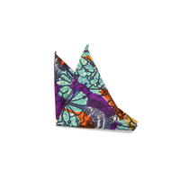 Pocket Square - Violet Florange