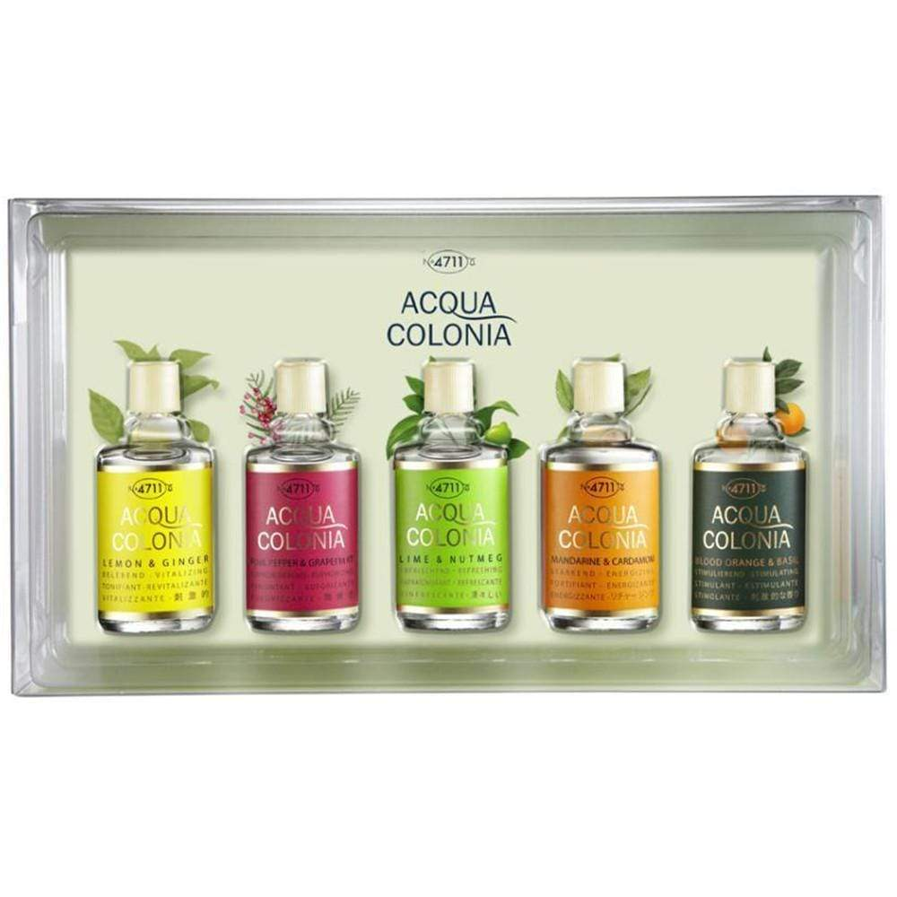 4711 4711 Acqua Colonia Set Miniatura 5 x 8 ML (M)