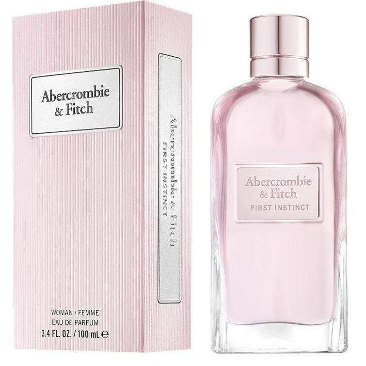 Abercrombie & Fitch Abercrombie & Fitch First Instinct Women EDP 100 ML (M)