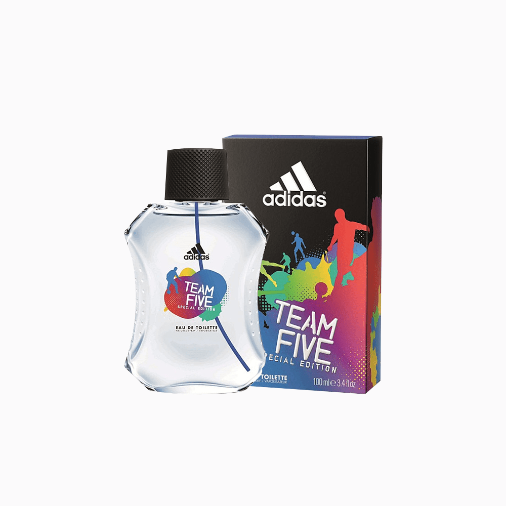 Adidas Adidas Team Five EDT 100ML (H)