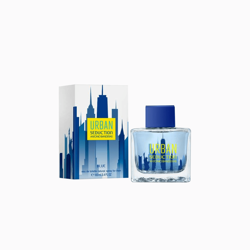 Antonio Banderas Antonio Banderas Blue Seduction Urban Men EDT 100 ML (H)