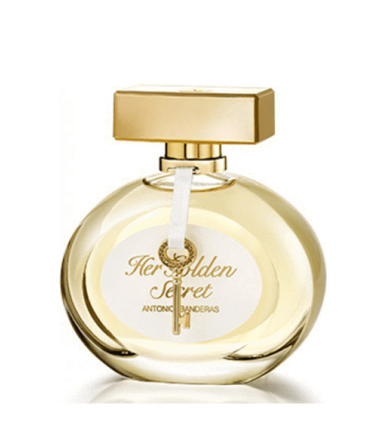 Antonio Banderas Antonio Banderas Her Golden Secret EDT 80 ML (M)