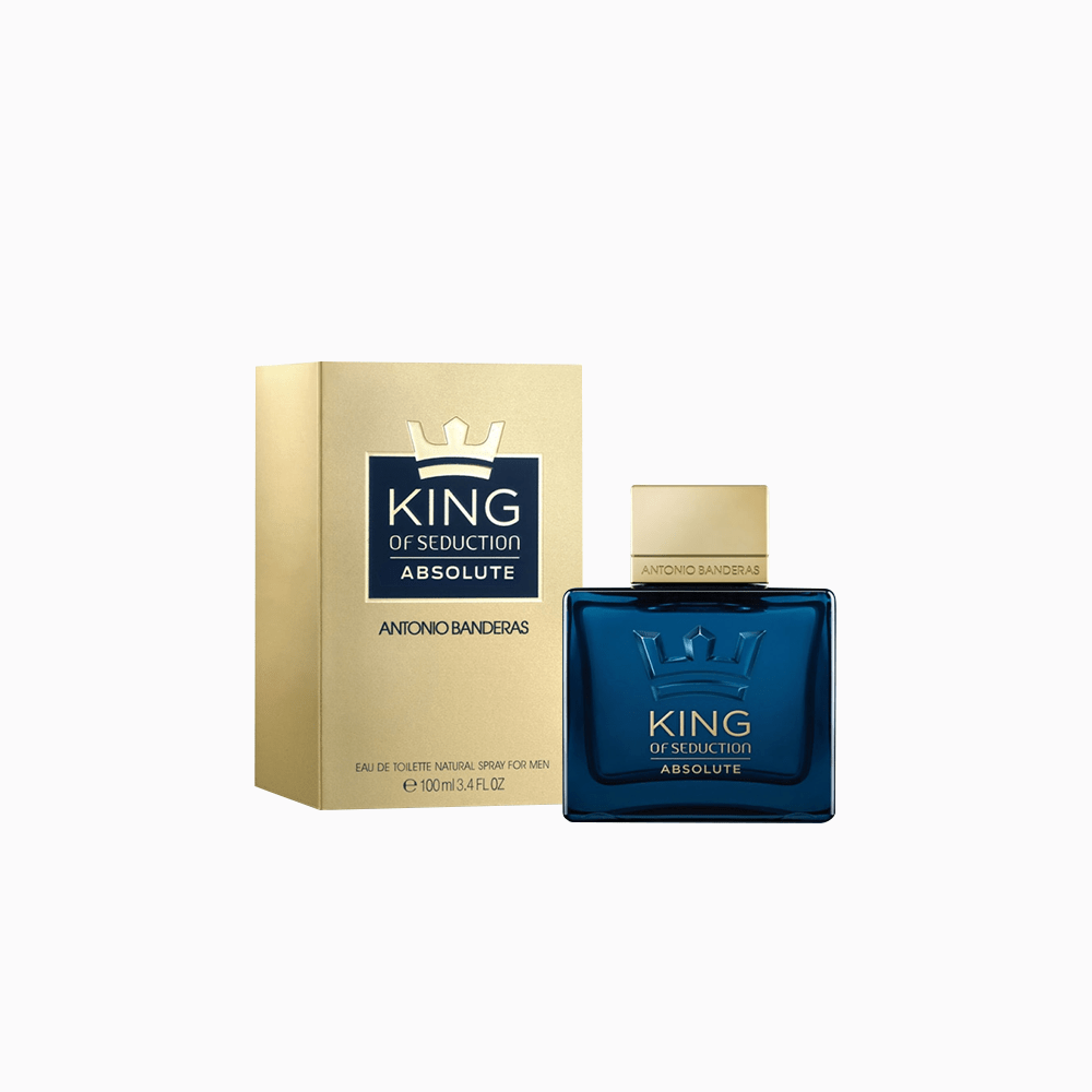 Antonio Banderas Antonio Banderas King of Seduction Absolute EDT 100 ML (H)