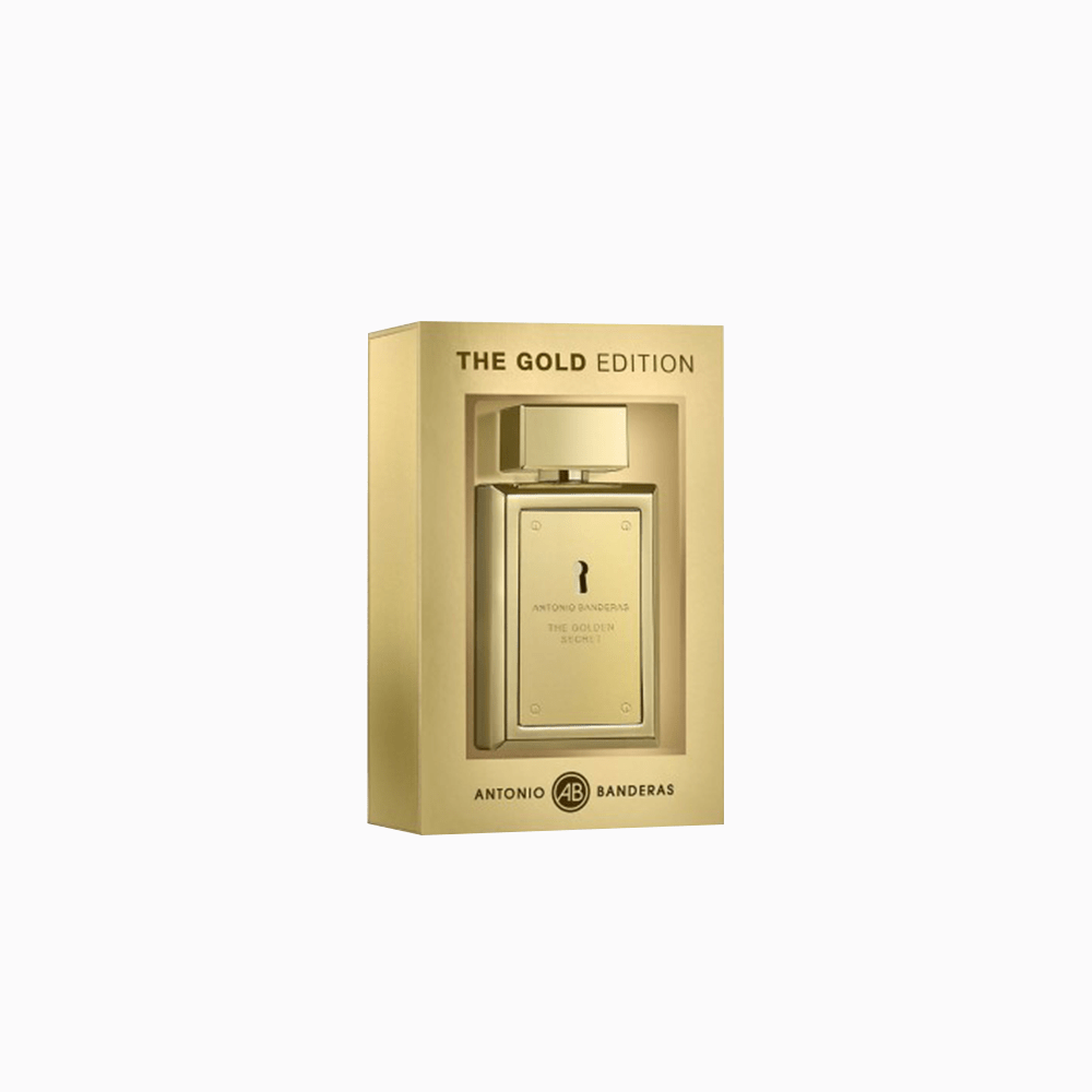 Antonio Banderas Antonio Banderas The Golden Secret Collector's Edition EDT 100 ML (H)
