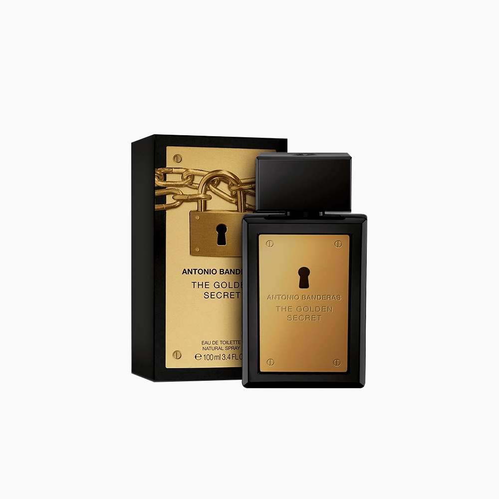 Antonio Banderas Antonio Banderas The Golden Secret EDT 100 ML (H)