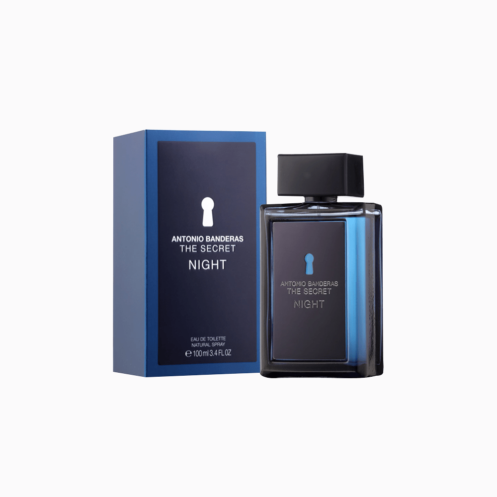 Antonio Banderas Antonio Banderas The Secret Night EDT 100 ML (H)