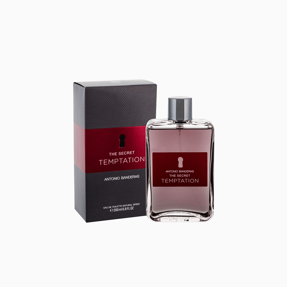 Antonio Banderas Antonio Banderas The Secret Temptation 200 ML (H)