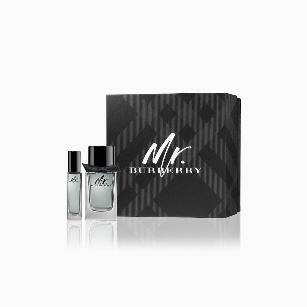 Burberry Burberry Mr. Burberry Set EDT 100 ML + TS 30 ML (H)