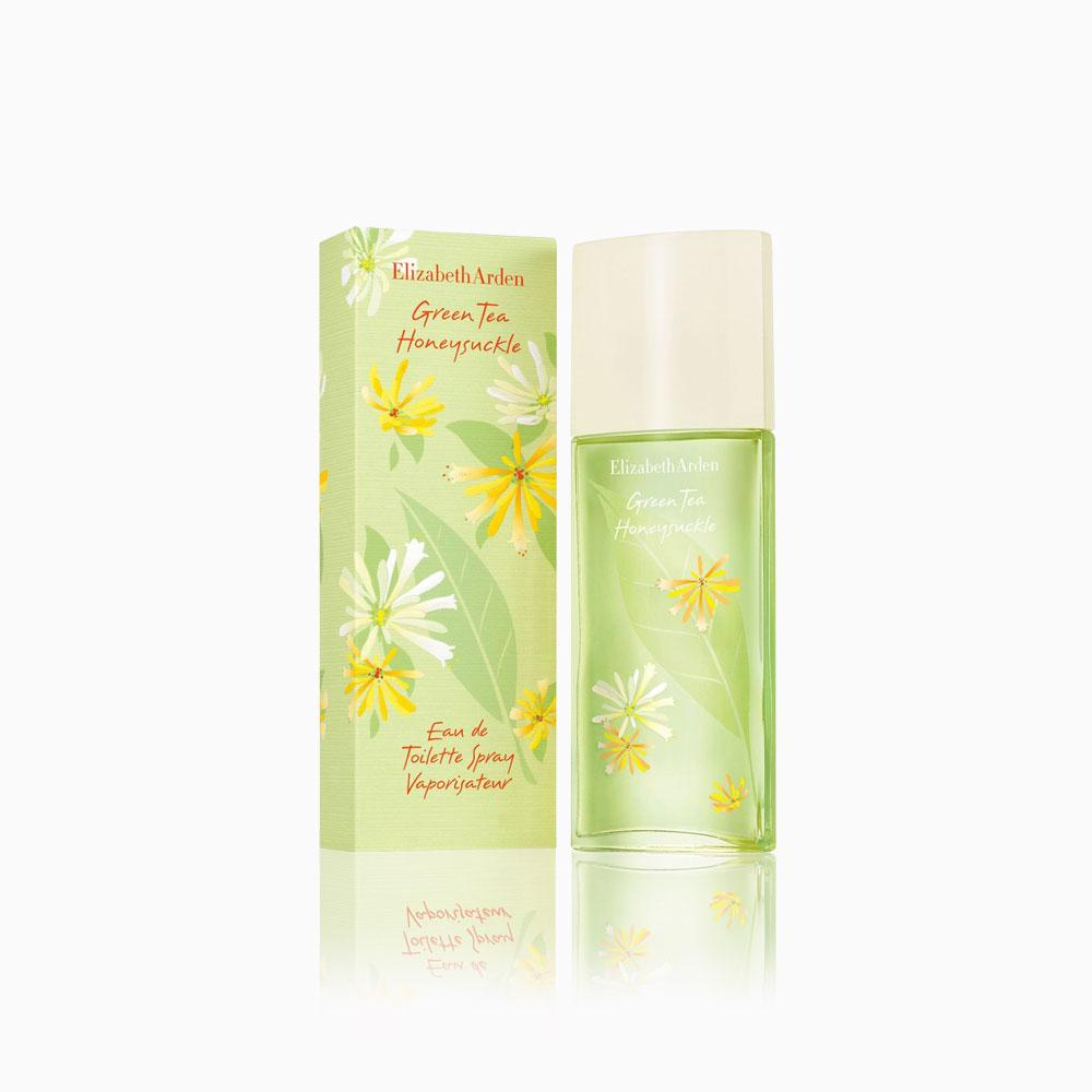 Elizabeth Arden Elizabeth Arden Green Tea HoneySuckle EDT 100 ML (M)