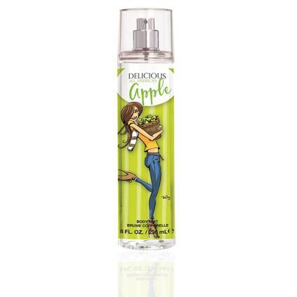Gale Hayman Delicious Apple Body Spray 236 ML (M)