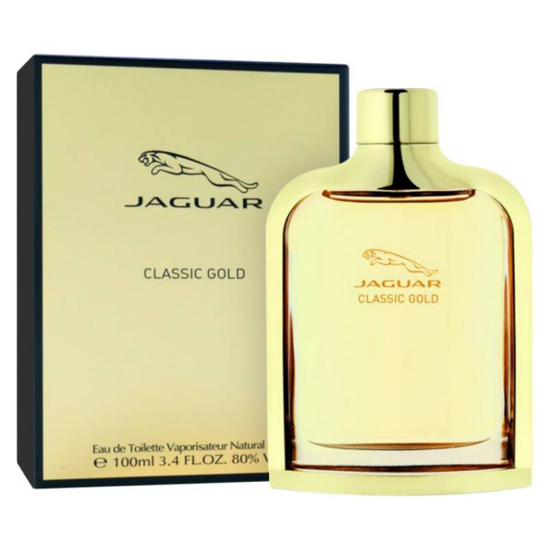 Jaguar Jaguar Classic Gold EDT 100 ML (H)