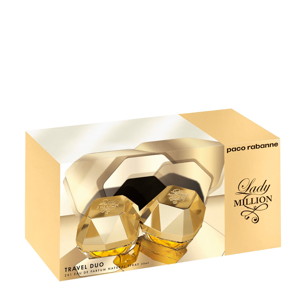 Paco Rabanne Paco Rabanne Lady Million 2X EDP 30 ML (M)