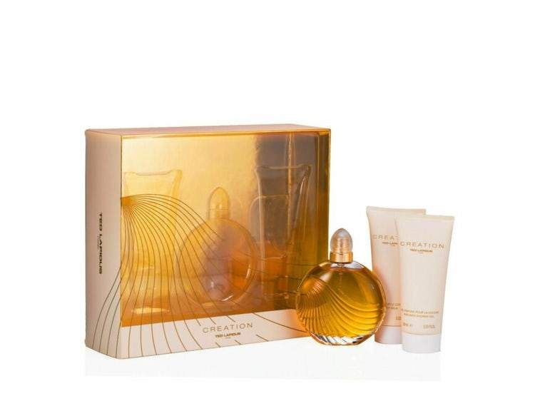 Ted Lapidus Ted Lapidus Creation Set EDT 100 ML + Crema 100 ML + S/G 100 ML (M)
