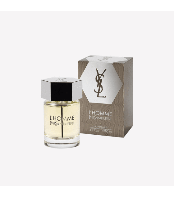 Yves Saint Laurent L'Homme EDT 100 ML (H)