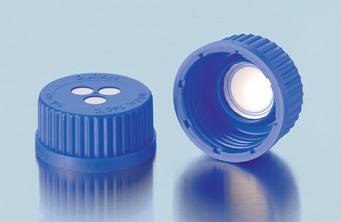 SCREW CAP PP WITH VENT GL32