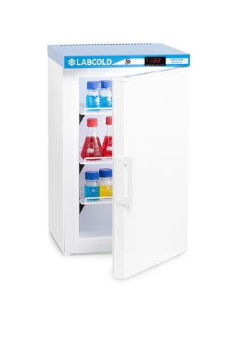 Laboratory freezer 66L 3 shelves 230V 50/60Hz a.c.