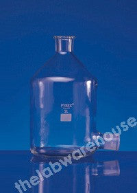 ASPIRATOR PYREX UNGROUND NECK 29/32 SIDE SOCKET 10000ML
