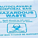 DISPOSAL BAGS NON STERILE PP SMALL 300X600MM PK.200