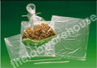 SAMPLE BAGS PE LIGHTWEIGHT 100X150MM PK OF 100