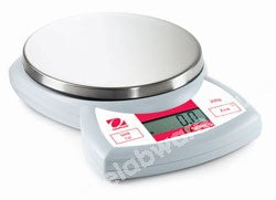PORTABLE BALANCE OHAUS CS5000 5000GX1G 146MMX133MM PAN 240V