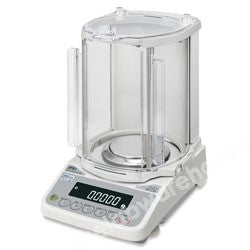 ANALYTICAL BALANCE A&D HR-150A 152 X 0.0001G 230V 50/60HZ