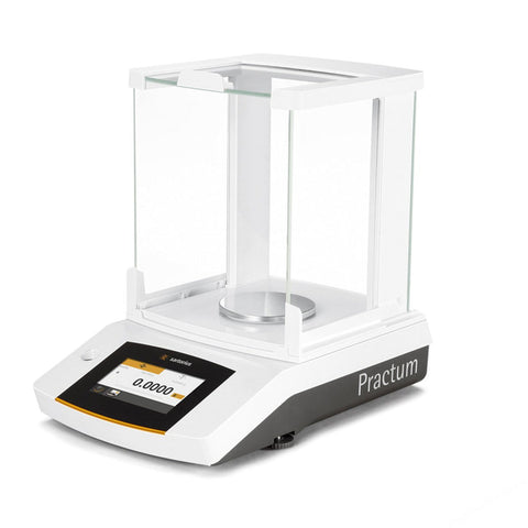 ANALYTICAL BALANCE PRACTUM 124 120G X 0.1MG 100-240V 50/60HZ