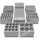 ALUMINIUM BLOCK FOR BK280-SERIES 6X25.5MM TUBES