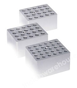 ALUMINIUM BLOCK 20X12MM TUBES FOR BK340-SERIES