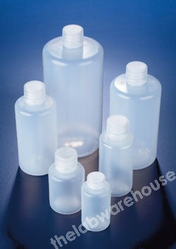 BOTTLES AZLON LDPE N/MOUTH WITH PP SCREWCAP 1L PK 5